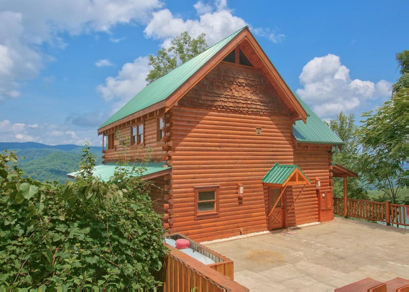 Smoky Mountain Cabin Rentals American Mountain Rentals