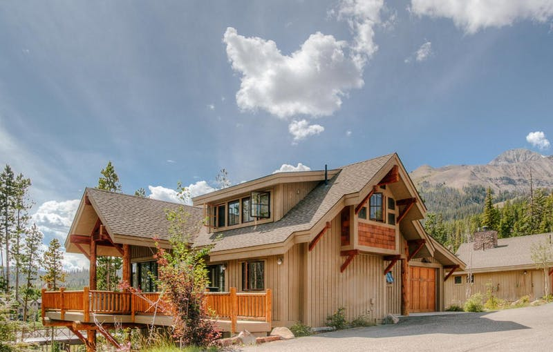 Big sky vacation cabin and home rentals big sky vacation for Big sky cabin rentals