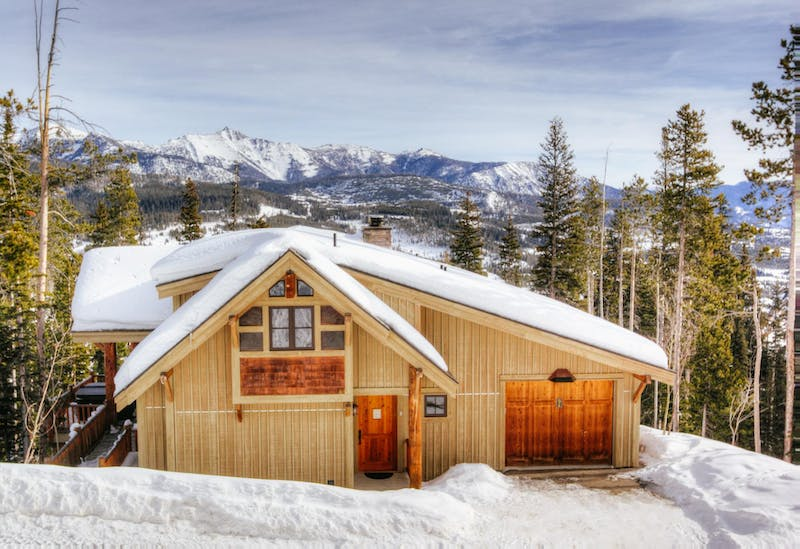 Big sky vacation cabin and home rentals big sky vacation rentals by natural retreats - Summer houses mountains ...